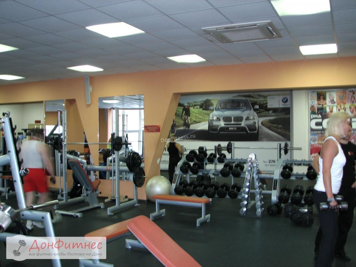 orange fitness ростов отзывы